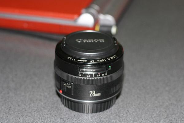 EF 28mm F2.8 20Dにはどうかな?