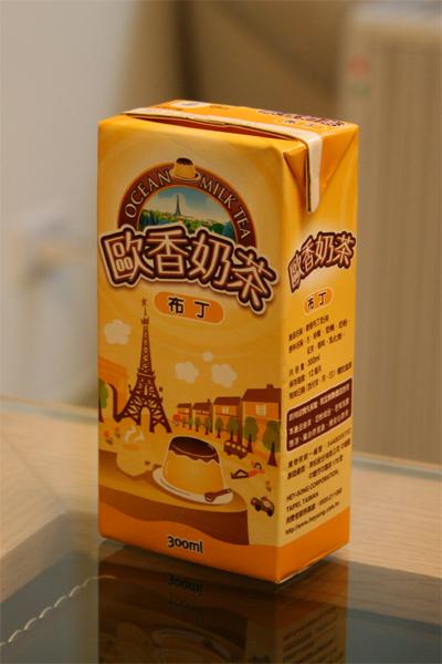 欧香奶茶(布丁)